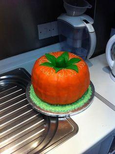 Amazing Halloween Cake!
