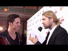 David Garrett & Andreas Ottensamer - Backstage Interview - ECHO Klassik ...