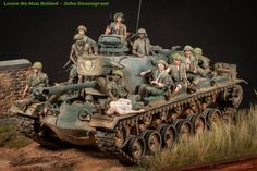 scale diorama Vietnam war era by modeler John Rosengran 🏆🏆🏆🏆🏆🏆🏆🏆 . Military Diorama, Military Art, Plastic Model Kits, Plastic Models, Patton Tank, Good Morning Vietnam, Hobby World, M48, Model Tanks