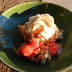 Fresh Cherry Crisp - Allrecipes.com