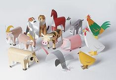 3d Paper, Paper Toys, Creative Activities, Craft Activities, All You Need Is, Foam Crafts, Paper Crafts, Origami Templates, Box Templates