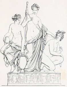 Drawing Reference Poses, Art Reference, Art Sketches, Art Drawings, Ancient Greek Art, Renaissance Art, Erotic Art, Art Inspo, Vintage Art