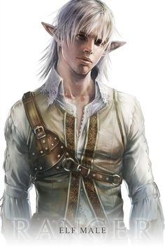 elf male