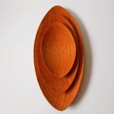 #チェリー #木の器 #木のお皿