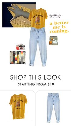 """i wont turn away"" by thishazyheadofmine on Polyvore featuring Levi's"