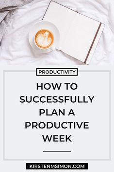 Planning your week can be overwhelming. I've picked up some really useful tips along the way and have developed a proven formula for planning a successful week, so I wanted to share it with you today! Here's how to successfully plan a productive week. Time Management Strategies, Good Time Management, Goal Planning, Planning Your Day, Plan A, How To Plan, Goals Planner, Planner Ideas, Job Info