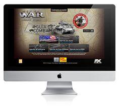 Men of war Assault Squad site