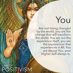Sometimes you can hear or read something, but it does not instantly resonate with you. Then one day it just hits you with amazement and… Spiritual Enlightenment, Spiritual Wisdom, Spiritual Awakening, Mantra, Reiki, Healing Affirmations, Daily Affirmations, Positive Energie, Mind Body Soul