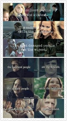 Harry Potter & The Hunger Games!