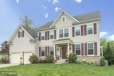 This charming colonial home has all the upgrades you have been looking for! The main lvl offers open floor plan that has tons of natural light, upgraded kitchen w/ walkout to a spacious deck, perfectly crafted stone patio & a private treelined view w/a play area. The LL is perfect for entertaining w/ custom wet bar! Just minutes from great community center, pool, tennis courts & multiple tot lots.