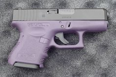 womens guns purple   have a relative that wants a Glock in purple. Has anyone done ...
