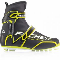 Nordic ski boot