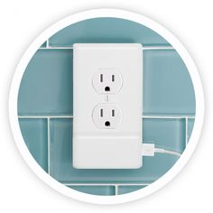 Snap Power Chargers - New   SnapPower ... Our easy-to-install, sleek, and energy-efficient design safely transforms your outlet coverplate into a convenient USB charger. It requires no wires or batteries and leaves all outlets free for use!