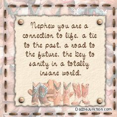 Aunt Quotes for Facebook | Family Nephew Comments, Images, Graphics, Pictures for Facebook