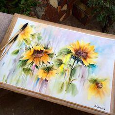 گلهام گل آفتابگردونميترسه دلم از بارونيارب تو شب مهتابي ليلا رو نگير از مجنون#painting#paint#painting#art#artist#art gallery#ari insta#aquarell#watercolor#watercolore#watercolour#pencil#draw#sketch#pencil#olicolore#ghalam#gallery#amoozesh#نقاشي#هنر#هنرمند#ابرنگ#آبرنگ#اموزش نقاشي#امرزش#گالري#گل#گل افتابگردان#