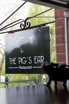 Pig's Ear - restaurant in Dublin