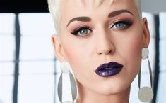 Download wallpapers 4k, Katy Perry, 2018, portrait, beauty, Cover Girl, superstars, american singer