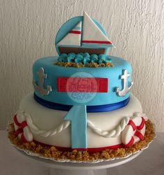 Torta nautica! Navy cake :)