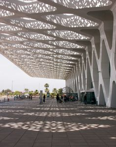 """Airport Marrakesch (RAK) / """"Faszination Flughafen"""" von Stefan Eiselin, Laura Frommberg und Alexander Gutzmer"""