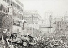 The Art of Laurie Lipton | MASHKULTURE