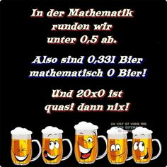 BIER lustig witzig Sprüche Bild Bilder BEER funny witty sayings image images Oktoberfest Party, Man Humor, Christmas Decorations To Make, Clever Diy, Brewing, Funny Quotes, Funny Pictures, About Me Blog, Jokes
