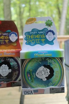Crazy Aaron's Thinking Putty Review: Science Fun in a Tin! | MyKidsGuide.com