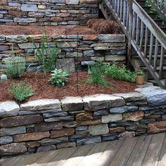 Dry Stone, Garden Bridge, Stepping Stones, Terrace, Outdoor Structures, Cabin, Outdoor Decor, Plants, Banner