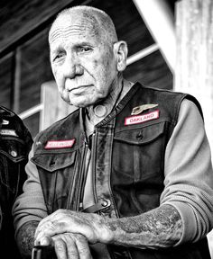 Brother and will win any arguments I create . Sonny Barger, Athlete Quotes, Angels Logo, Freckles Girl, Motorcycle Clubs, Bagger Motorcycle, Biker Clubs, Biker Quotes, Short Brown Hair