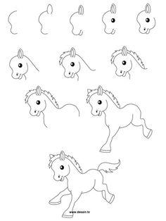 140 En Iyi Kolay Hayvan çizimleri Görüntüsü