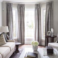 Bay Window Curtain Rod Window Bay window treatments and Bay