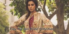 Tena Durrani Bridal Collection Mon Reve 2016 Click Here For More;http://www.abeautyclub.com/ena-durrani-bridal-collection.html  #TenaDurrani #Bridal #Collection