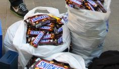 Snickersy wycofywane ze sklepów. Wycofane ze sprzedaży mają być słodycze, których data ważności kończy się między 19 czerwca 2016 roku a 8 stycznia 2017