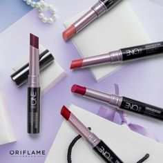 Beauty Kit, Beauty Makeup, Oriflame Business, Oriflame Beauty Products, Matte Lipstick, The One, Make Up, Skin Care, Cosmetics