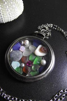 sea glass / beach stone / shell / pick it up!