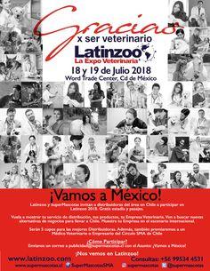 Lantinzoo  La Expo Veterinaria 18 y 19 Julio 2018
