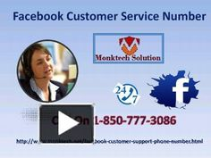 Looking for technical help? Approach Facebook customer service 1-850-777-3086	Are you facing technical issue and do you need help? Are you in dilemma to find the right place to get solution? You can contact to Facebook customer service technicians as they are the one of the best service providers. We will solve your problem in a hassle free manner and you can contact them by their helpline number 1-850-777-3086…