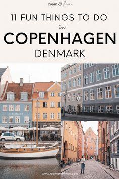 Copenhagen Travel, Copenhagen Denmark, Cool Places To Visit, Places To Travel, Places To Go, Denmark Destinations, Travel Destinations, Baltic Sea Cruise, Denmark Travel