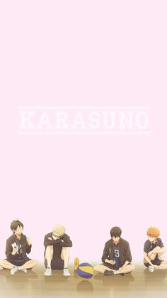 lockscreens :(♥ Trendy wallpaper iphone anime yaoi Ideas How To Choose Fine Lin Haikyuu Tsukishima, Hinata Shouyou, Haikyuu Fanart, Haikyuu Anime, Kagehina, Nishinoya, Haikyuu Wallpapers, Animes Wallpapers, Cute Wallpapers