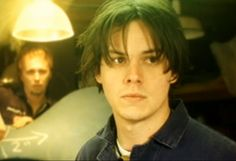 a young Jack White in The Upholsterers