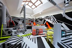 GRAPHIC AMBIENT » Blog Archive » Venice Biennial Cafe, Italy