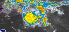 Sigue su rumbo hacia Puerto Rico la fuerte onda tropical | Mira...