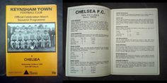 1989 Keynsham Town v Chelsea | by brizzle born and bred