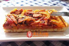 利仁电饼铛食谱-自制披萨
