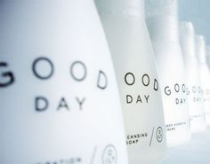 Carefully Considered designed this range of simple skincare range for men, with really simple identifiers that just work!