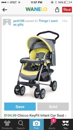 a37984ed1 Pin by Averi Moya on Baby strollers