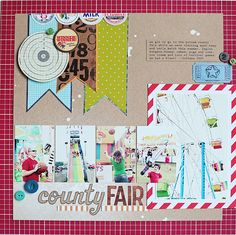 County Fair by Kelly Noel at @Studio_Calico