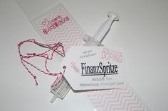 Geldgeschenke - Finanzspritze Geldgeschenk Geburtstag ... - ein Designerstück von Art-Card bei DaWanda Blog, Etsy, Finance, Wrapping Gifts, Homemade, Creative, Crafting, Africa, Deutsch