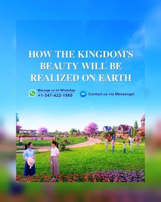 """""""Bible Verses for Reference: """"And I John saw the holy city, new Jerusalem, coming down from God out of heaven, prepared as a bride adorned for her husband. Bible Verses #God's_Words #God's_will # Gospel #Almighty_God"""