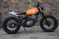 Image result for yamaha xt 600 street tracker