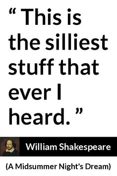 """William Shakespeare about youth (""""Much Ado About Nothing"""